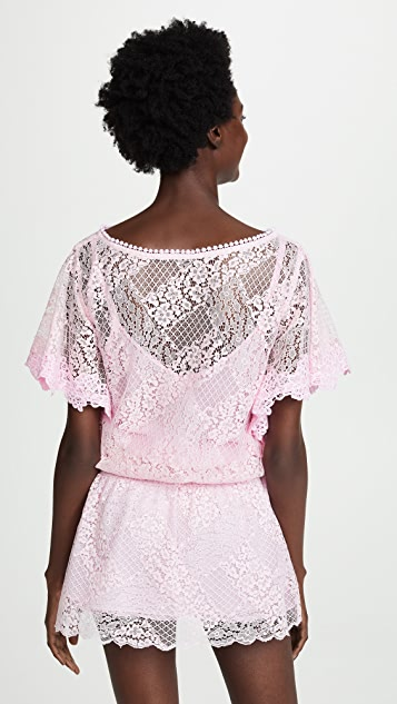 Temptation Positano Bristol Drop Waist Dress