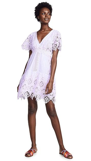 Temptation Positano Maui V Neck Short Dress