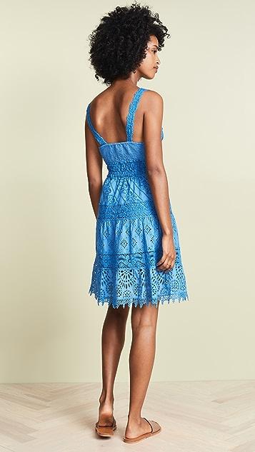 Temptation Positano Alyssa V Neck Dress