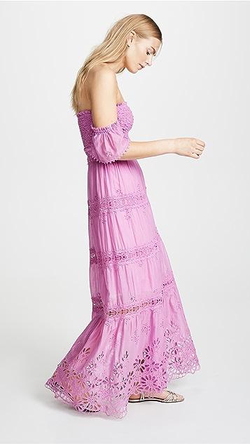 Temptation Positano Napoli Long Dress
