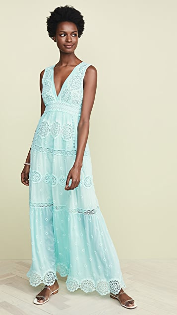 Temptation Positano Maldive Maxi Dress
