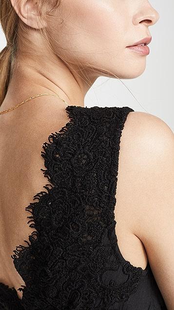 Temptation Positano Платье Carrara до колен