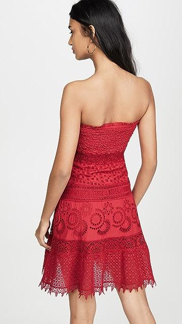 Temptation Positano Ostia Mini Dress