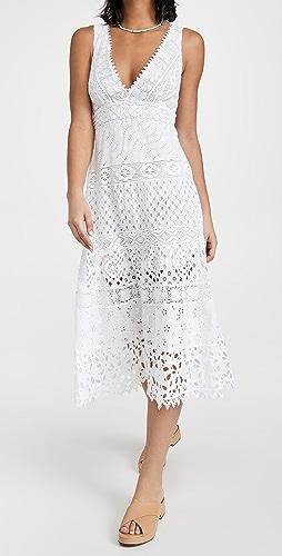 Temptation Positano - Tampico Midi Dress