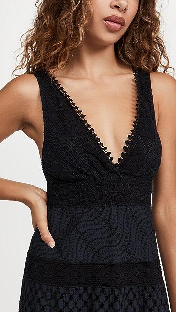 Temptation Positano Tampico Midi Dress