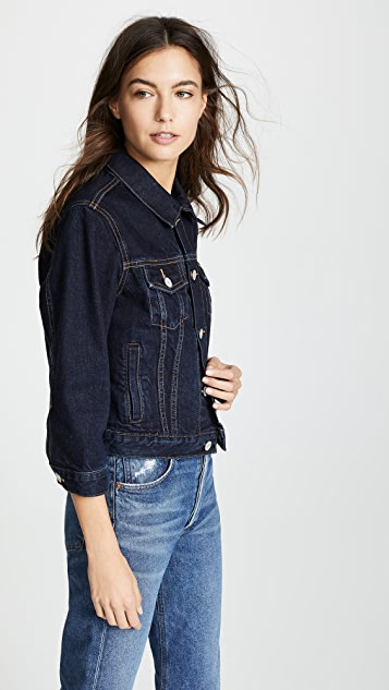 TRAVE Zoey Cropped Jacket
