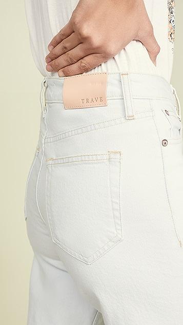 TRAVE Audrey 牛仔裤