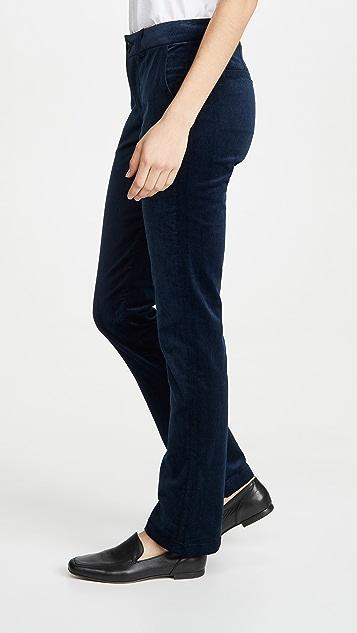 TRAVE Бархатные брюки Sloan