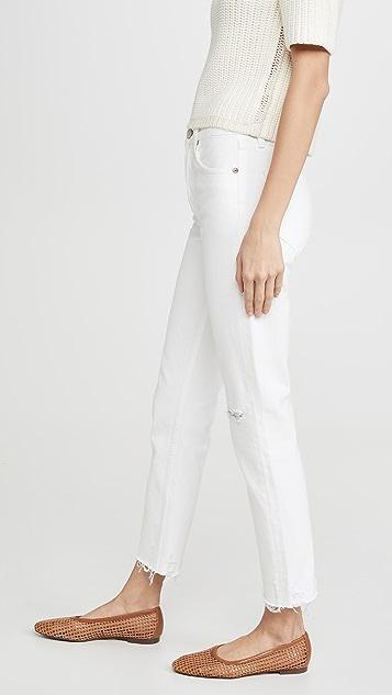 TRAVE Зауженные прямые джинсы Constance