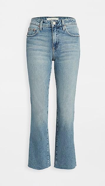 TRAVE Colette Kick 喇叭牛仔裤
