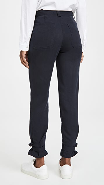 TRAVE Darcy Cinched Trousers