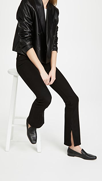 TRAVE Faye Demi Boot Jeans