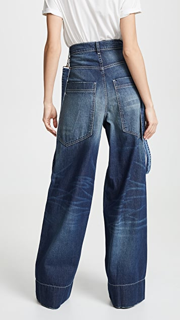TRE by Natalie Ratabesi Aaliyah Jeans