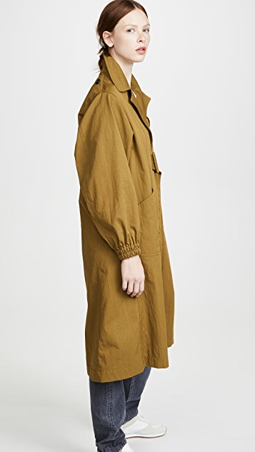 TRE by Natalie Ratabesi The Gaia Coat