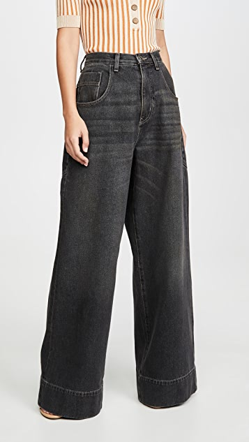 TRE by Natalie Ratabesi The Aaliyah Jeans