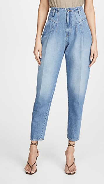 TRE by Natalie Ratabesi Blue Wash Jeans