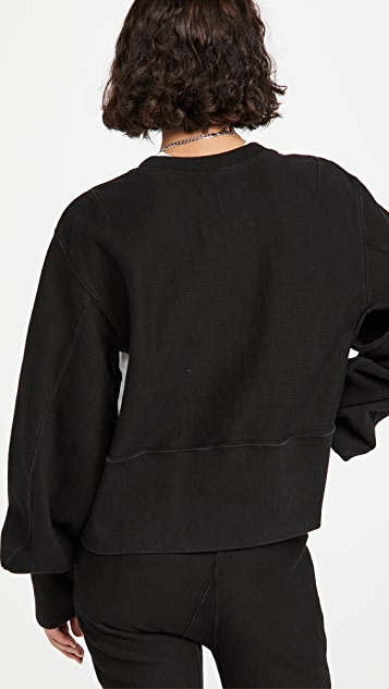 TRE by Natalie Ratabesi The Editor Crew Top
