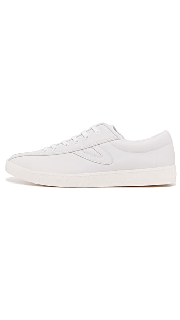 Tretorn Leather Nylite 2 Plus Sneakers