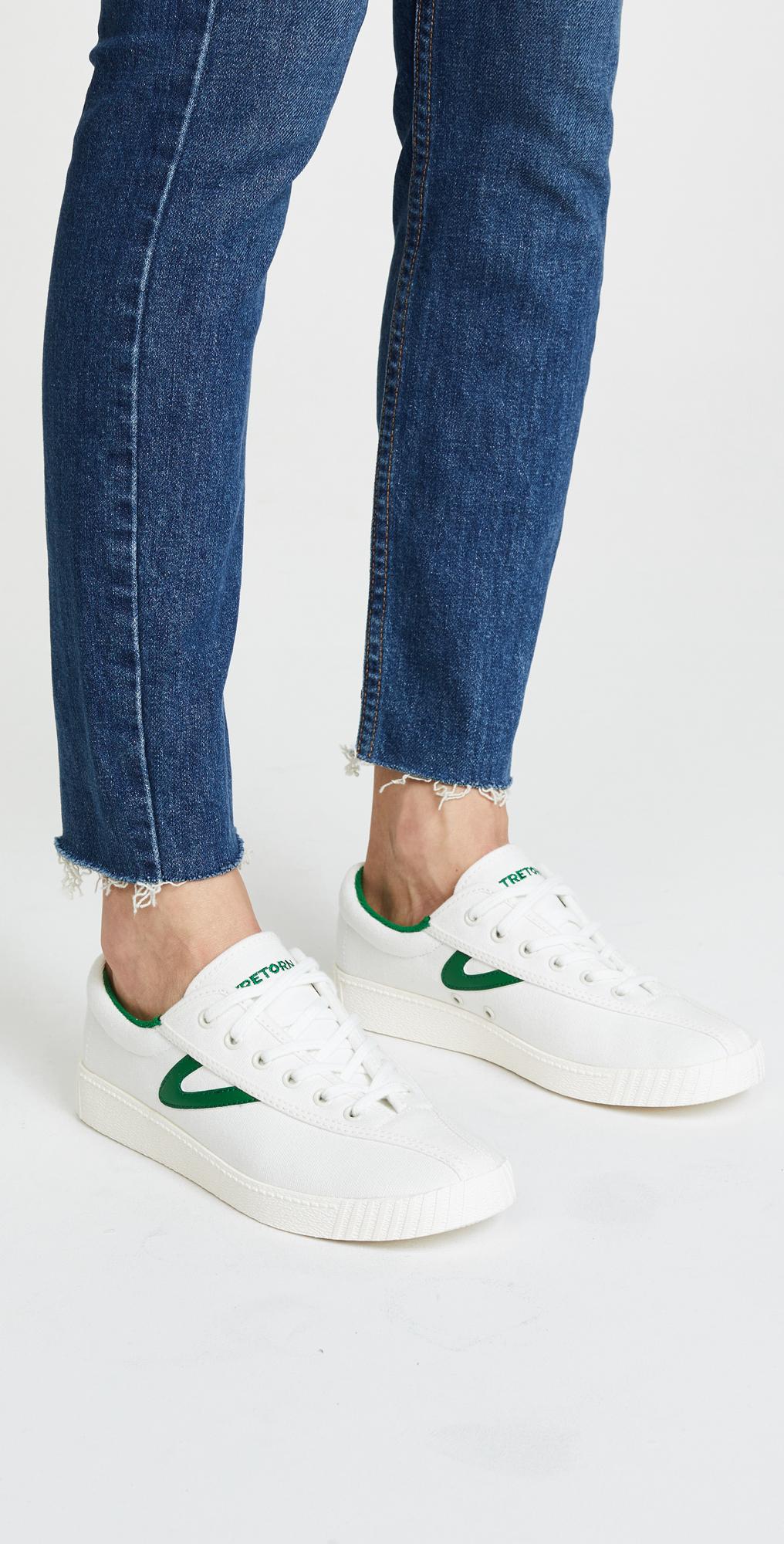 Tretorn Nylite Sneakers   SHOPBOP