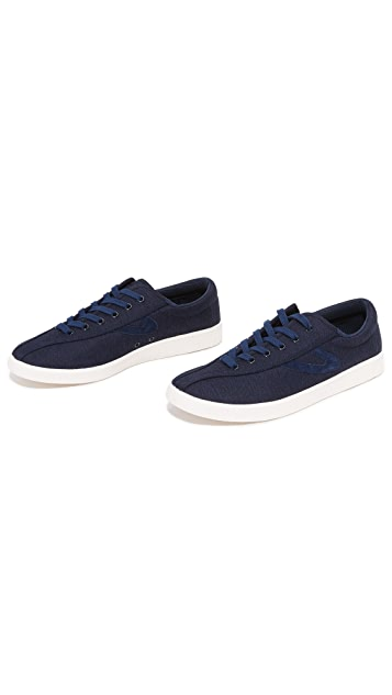 Tretorn Heathered Jersey Nylite Sneakers
