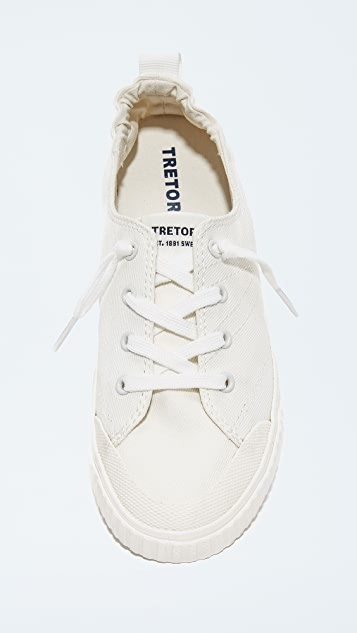 Tretorn Meg Denim Sneakers
