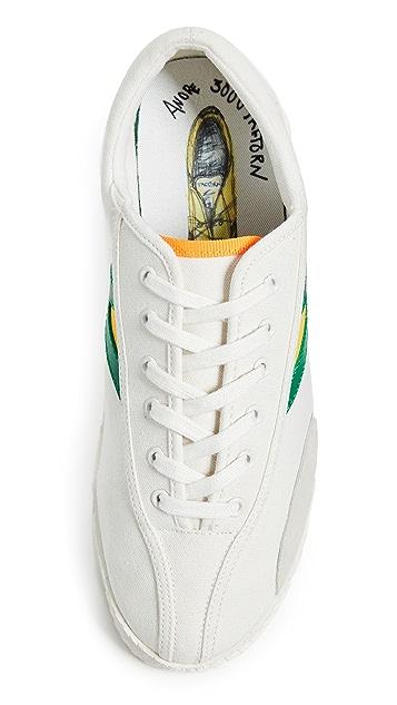 Tretorn x Andre 3000 Benjamin Cat Eye Nylite Sneakers