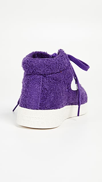 Tretorn Terry High Top Sneakers