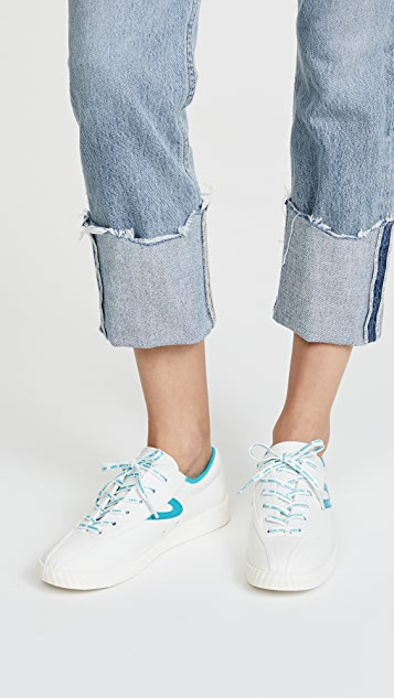 Tretorn Nylite Plus Lace Up Sneakers