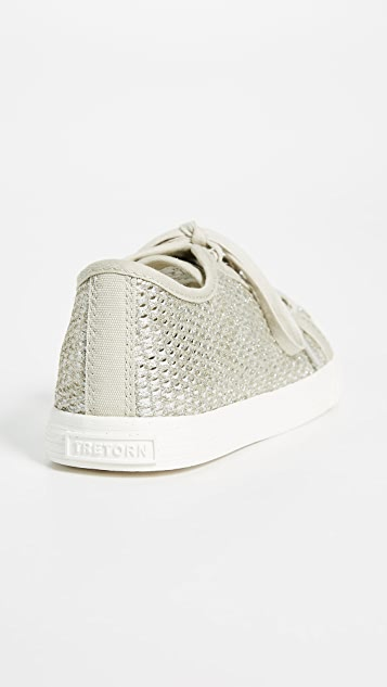 Tretorn Tournament Net Mesh Sneakers