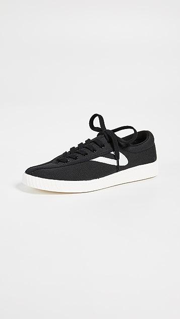 Tretorn Nylite Sneakers - Black
