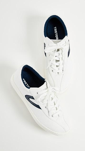 Tretorn Nylite Plus 系带运动鞋