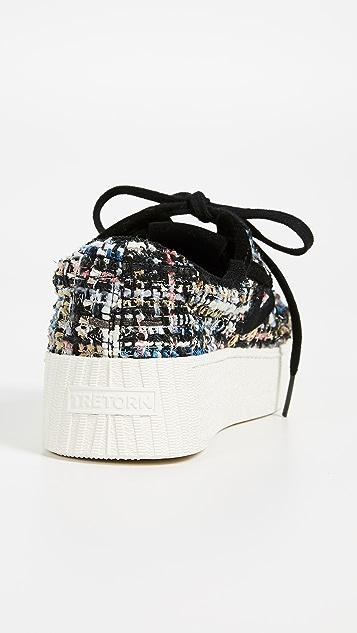 Tretorn Bold Sneakers