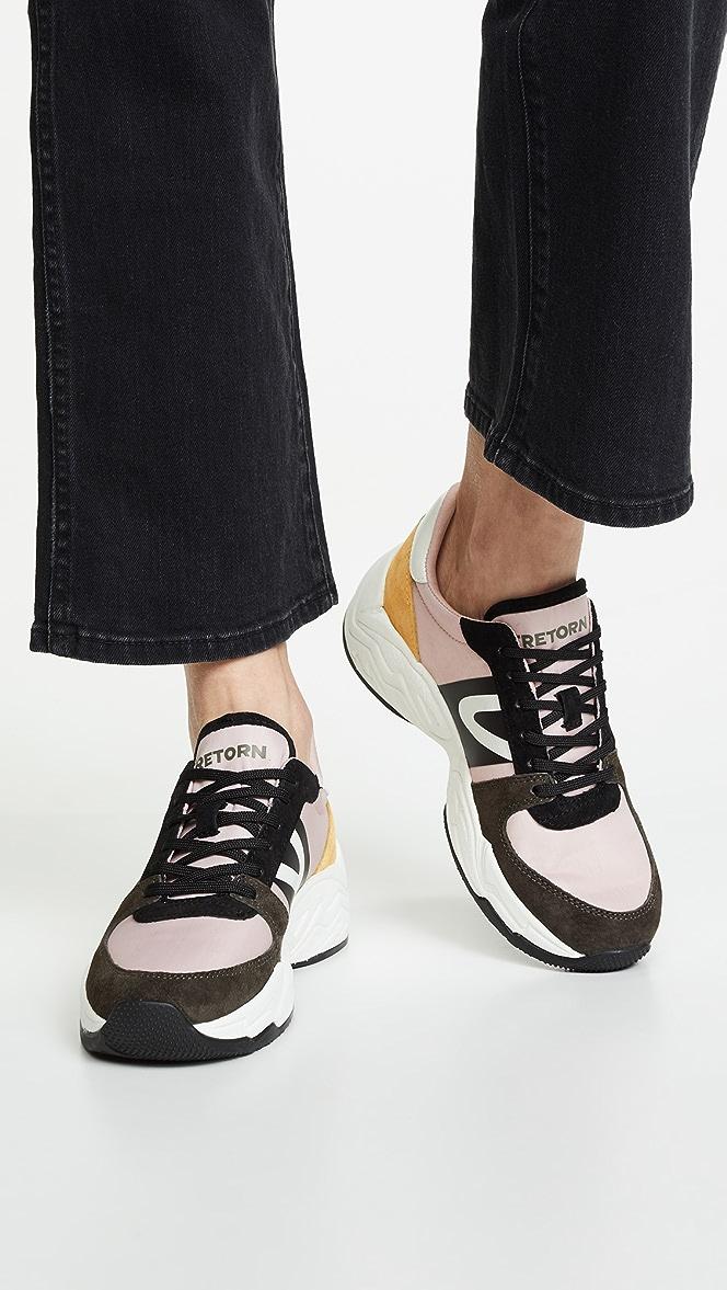 Tretorn Lexie Platform Sneakers | SHOPBOP