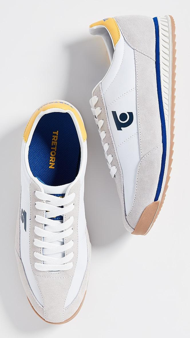 Tretorn Retro Sneakers | EASTDANE