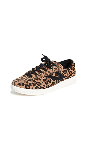 Tretorn Nylite 2 Plus Lace Up Sneakers