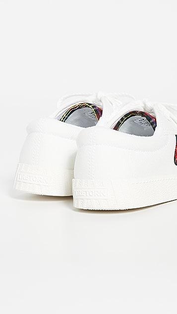 Tretorn Nylite 28 Plus 系带运动鞋