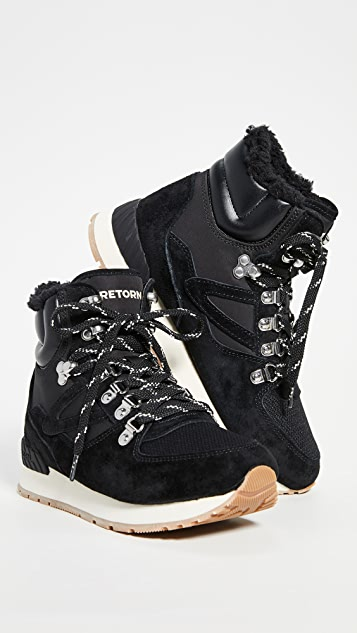 Tretorn Lily 3 Hiker Sneakers