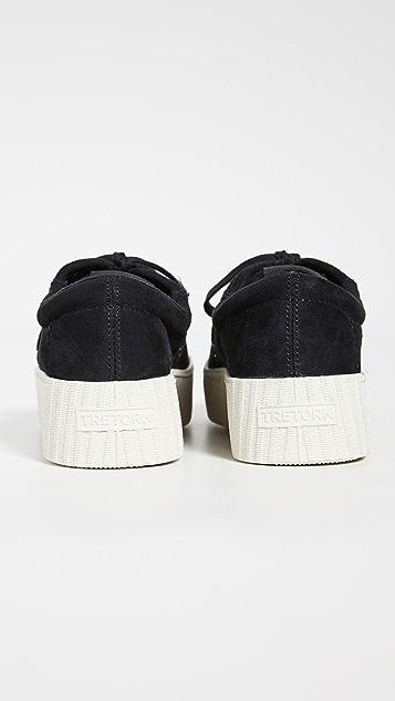 Tretorn Nylite 6 Bold Platform Classic Sneakers