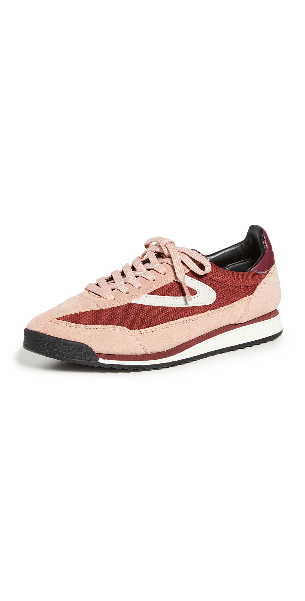 Tretorn Rawlins 8 Retro Jogger Sneakers