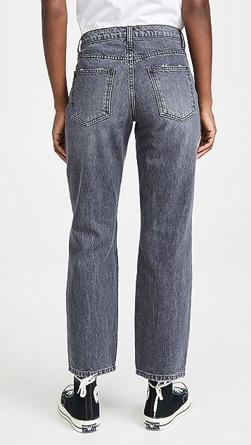 Triarchy 中腰直脚牛仔裤