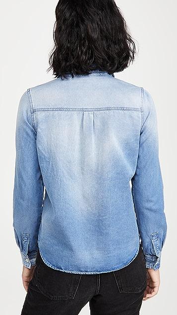 Triarchy Denim Shirt