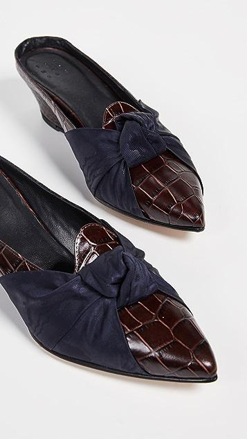 Trademark Туфли без задников Adrien с завязками