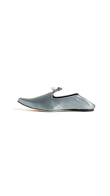 Trademark Vermeer Charm Slippers