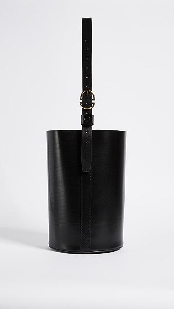 Trademark Bucket Bag