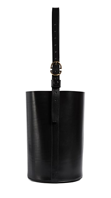 Trademark Bucket Bag
