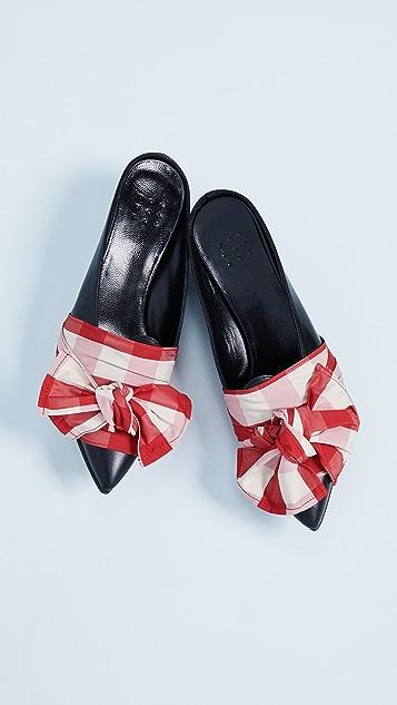 Trademark Adrien Tie Slides