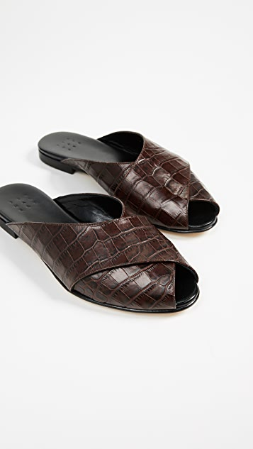 Trademark Pajama Croc Sandals
