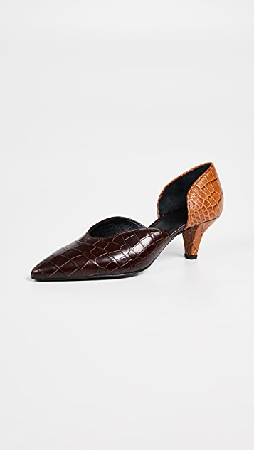 Trademark Ruby d'Orsay Pumps