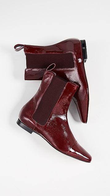 Trademark Flat Delphine Booties