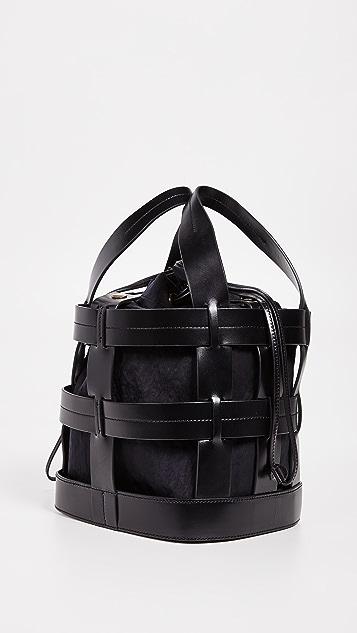 Trademark Cooper Cage Tote Bag